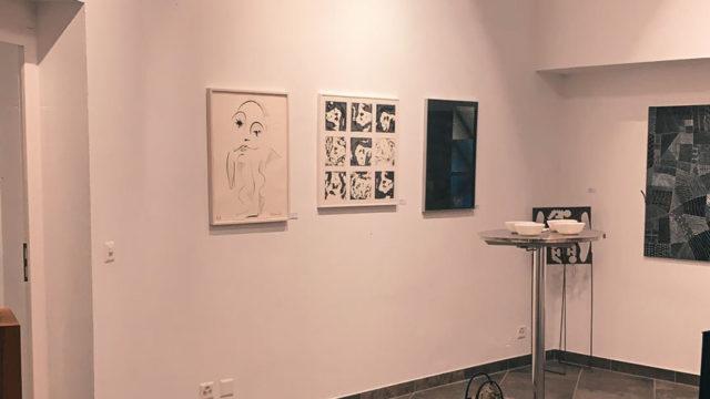 Bild an der Kunstbörse
